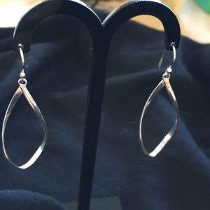 Sterling Earrings on a Wire